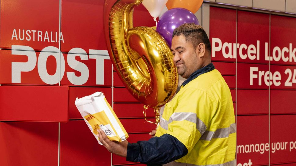 Delivery options - Australia Post