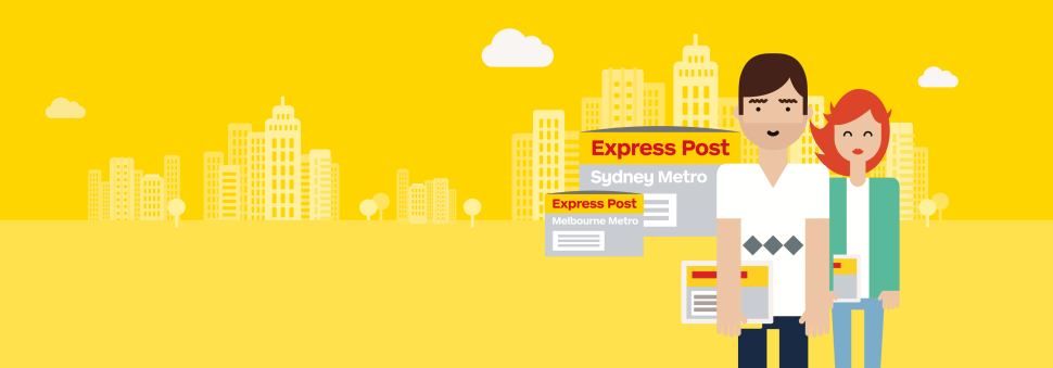 Express Post Metro: Save on next day delivery within ...