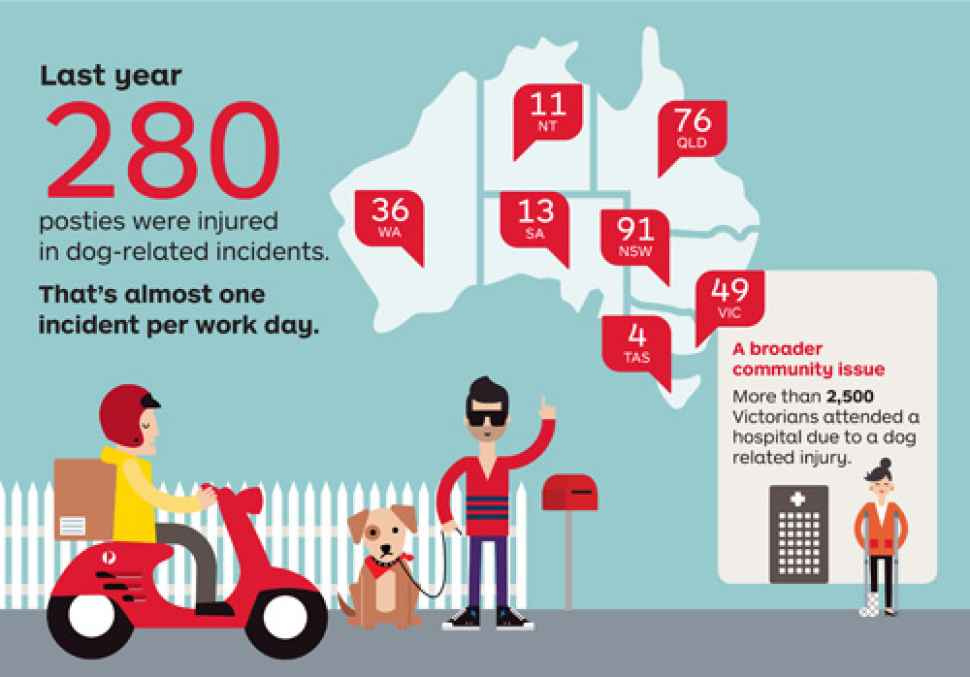 Infographic states the following: