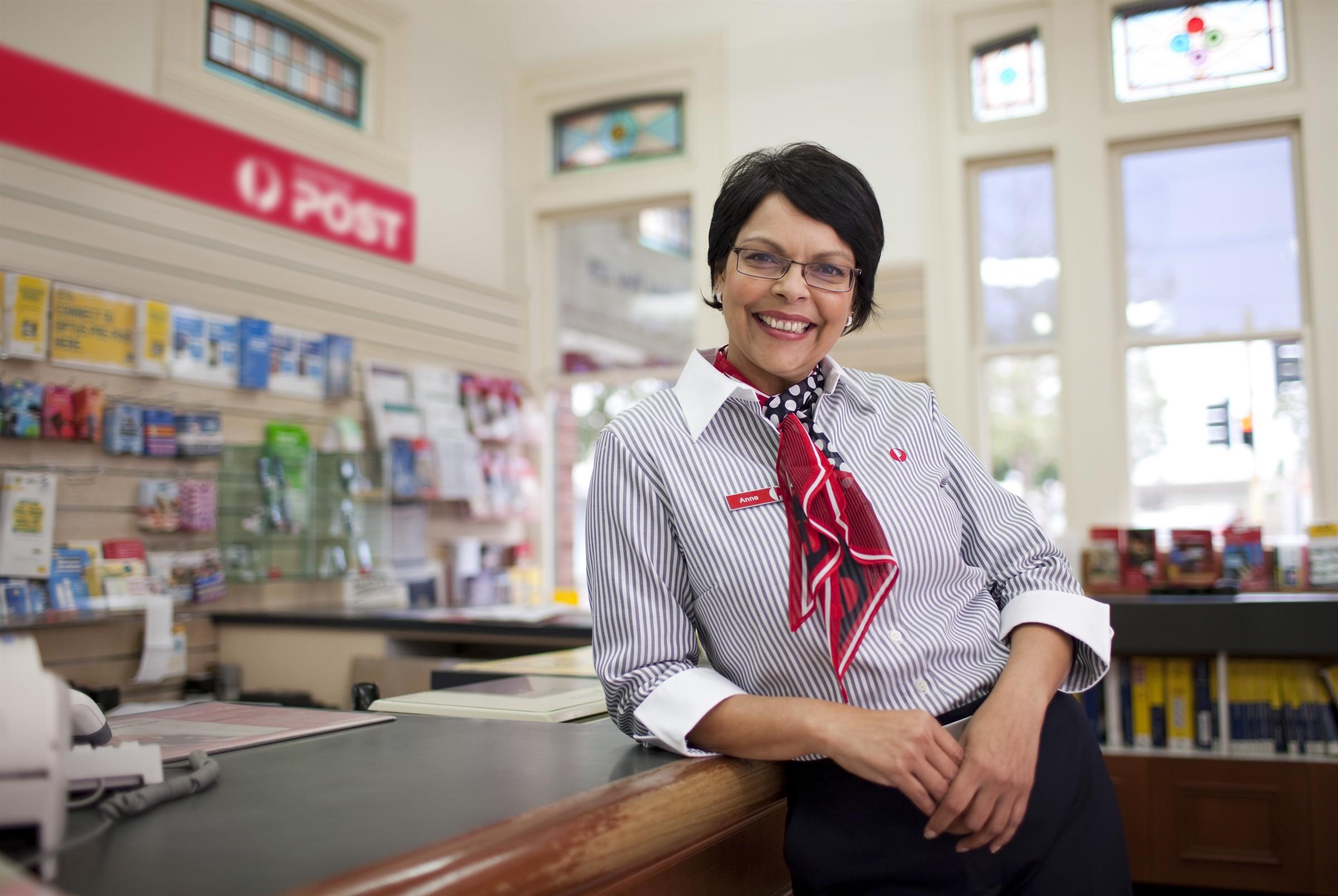 Becoming a Retail Vendor - Australia Post