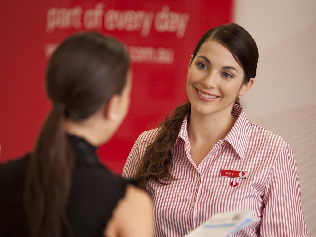 Operating as a Post Office - Australia Post