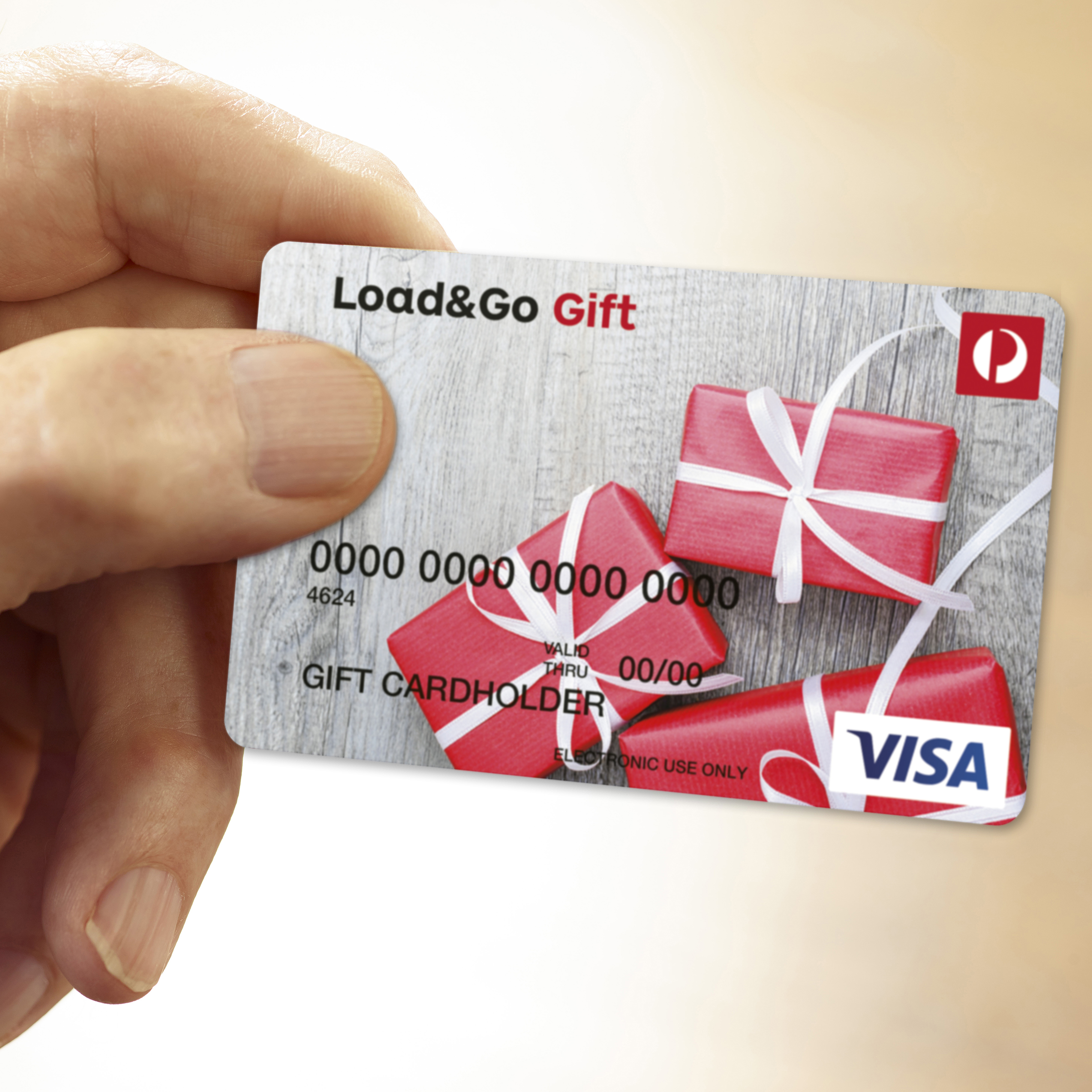 Load&Go Gift Card - Australia Post
