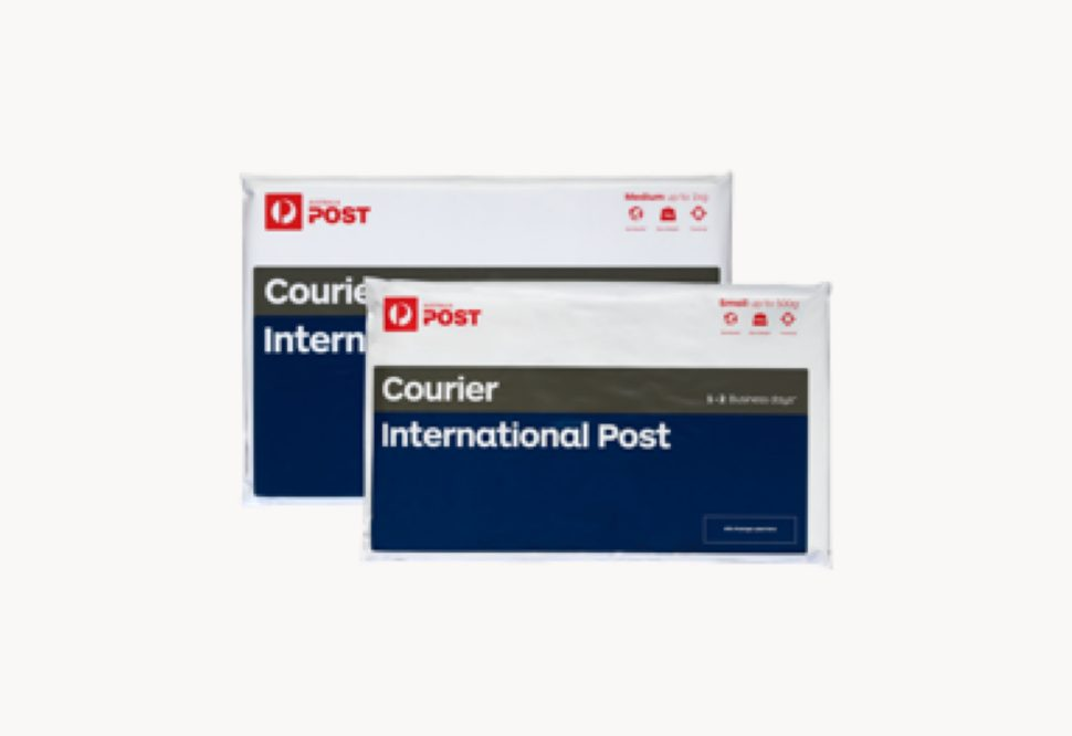 International Courier - Australia Post