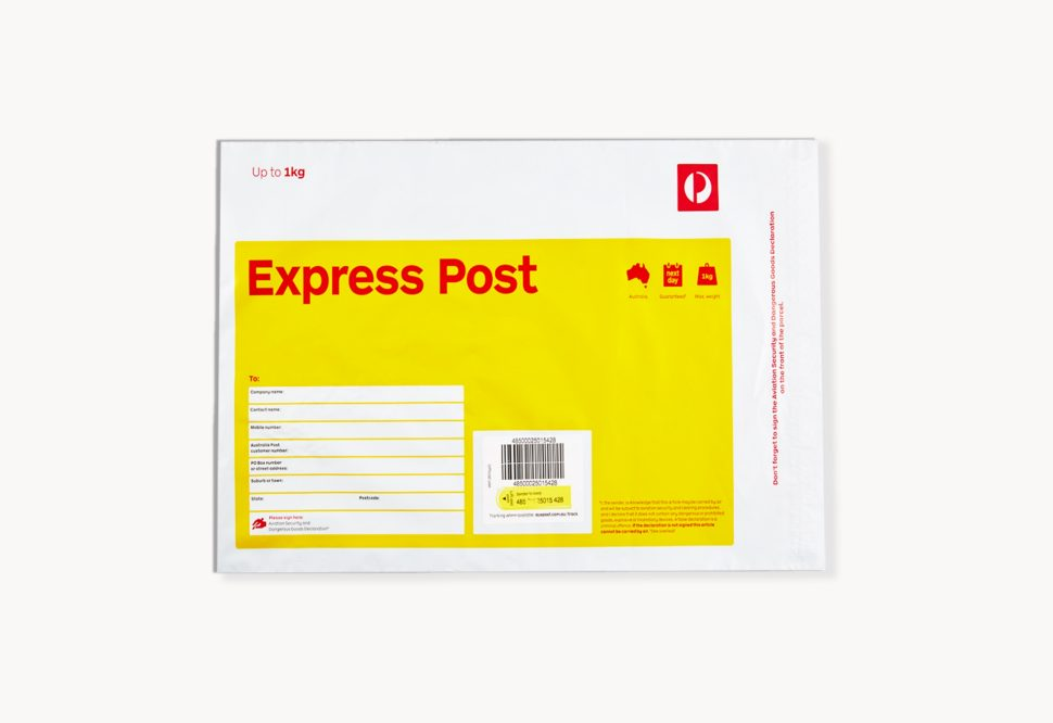 how much does it cost to redirect mail australia post