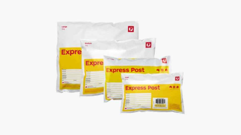 2d311ae01a4 Prepaid satchels   envelopes - Australia Post
