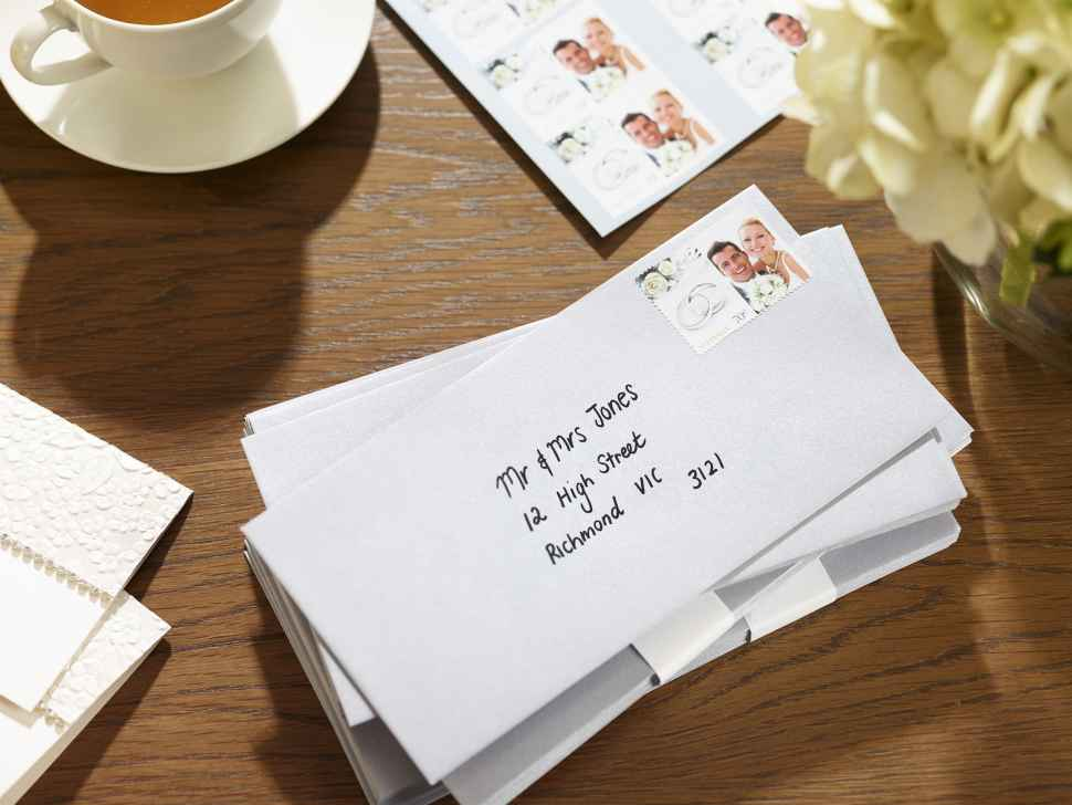 personalised stamps
