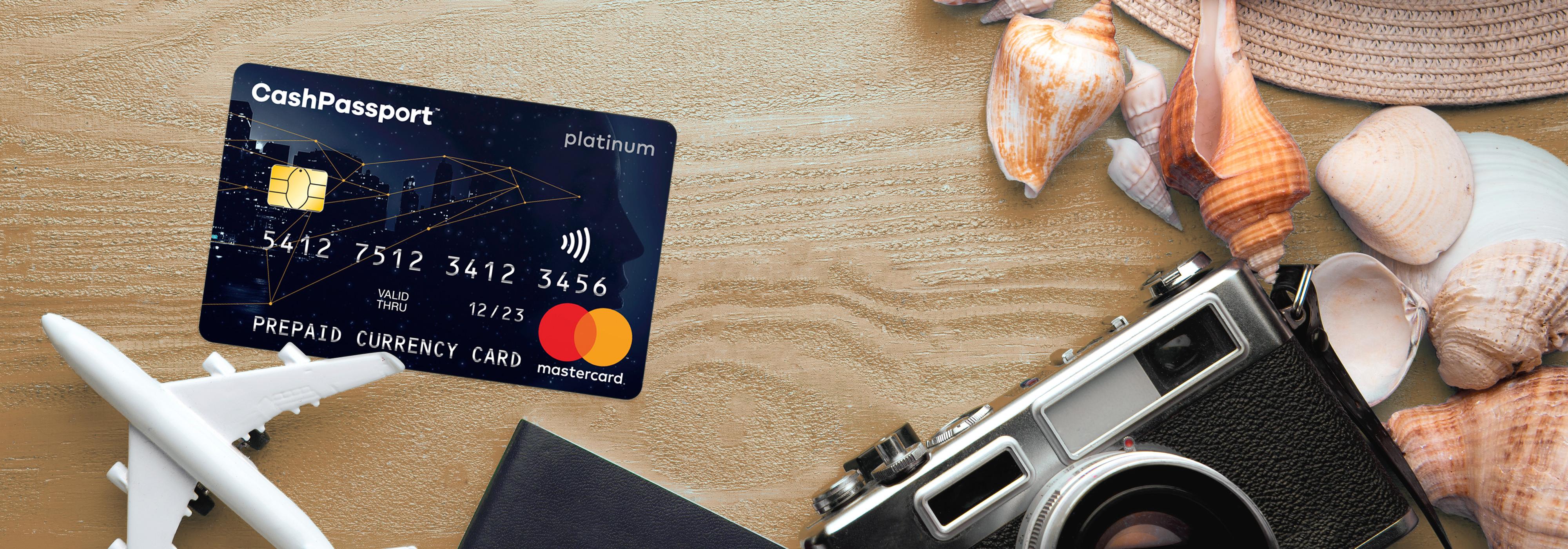 Cash Passport™ Platinum Mastercard® - Australia Post