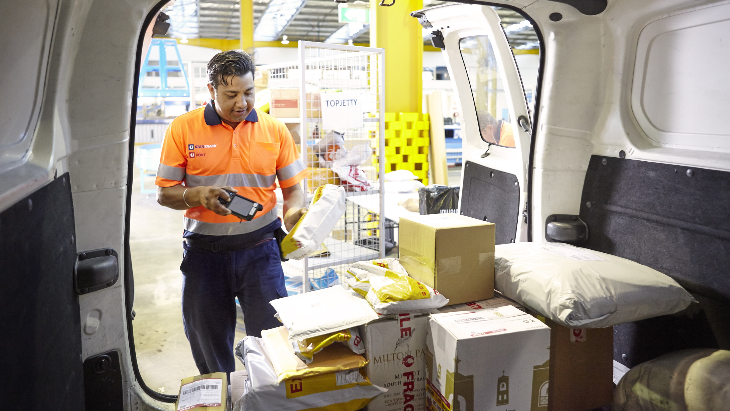 Domestic delivery updates - Australia Post