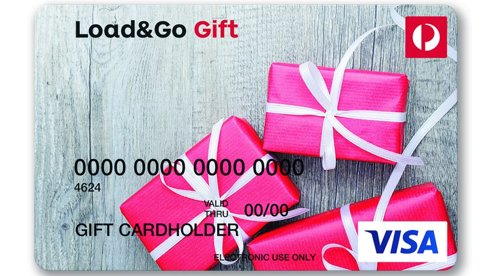 Load Go Gift Card