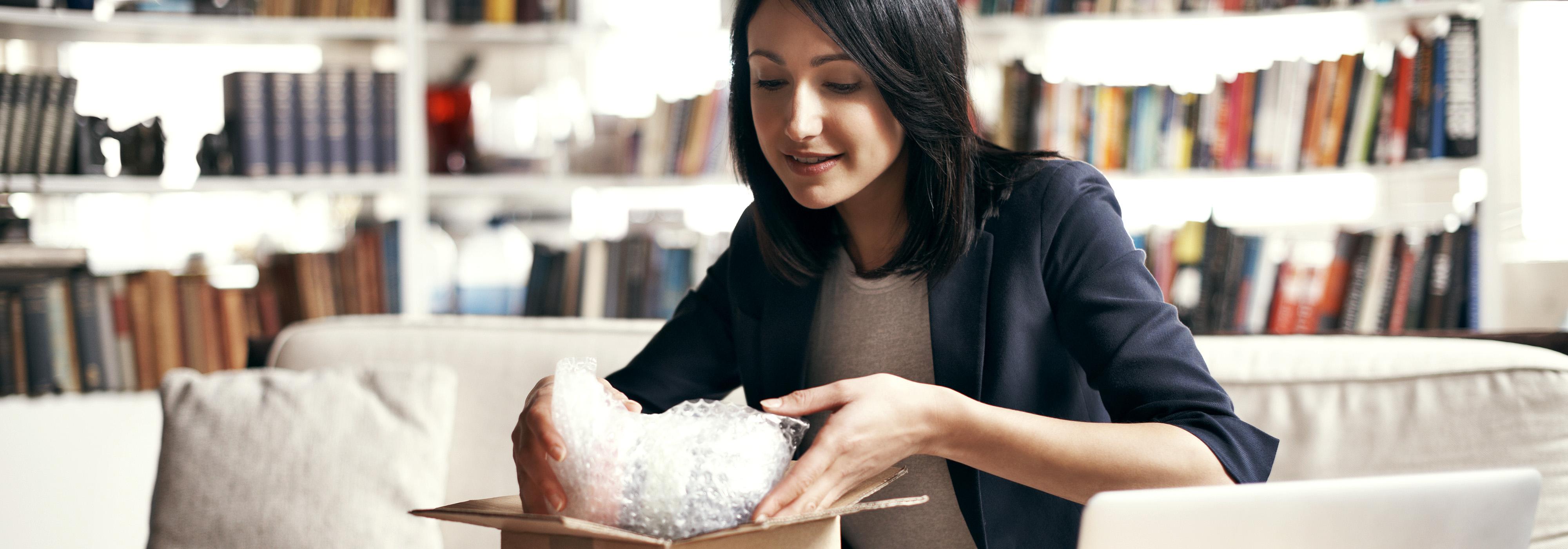 Print shipping labels - Australia Post