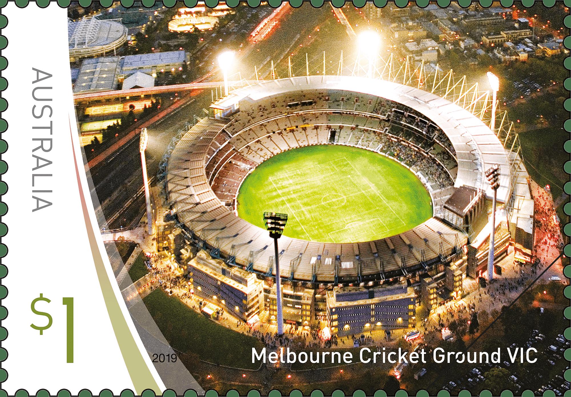 Sports Stadiums - Australia Post