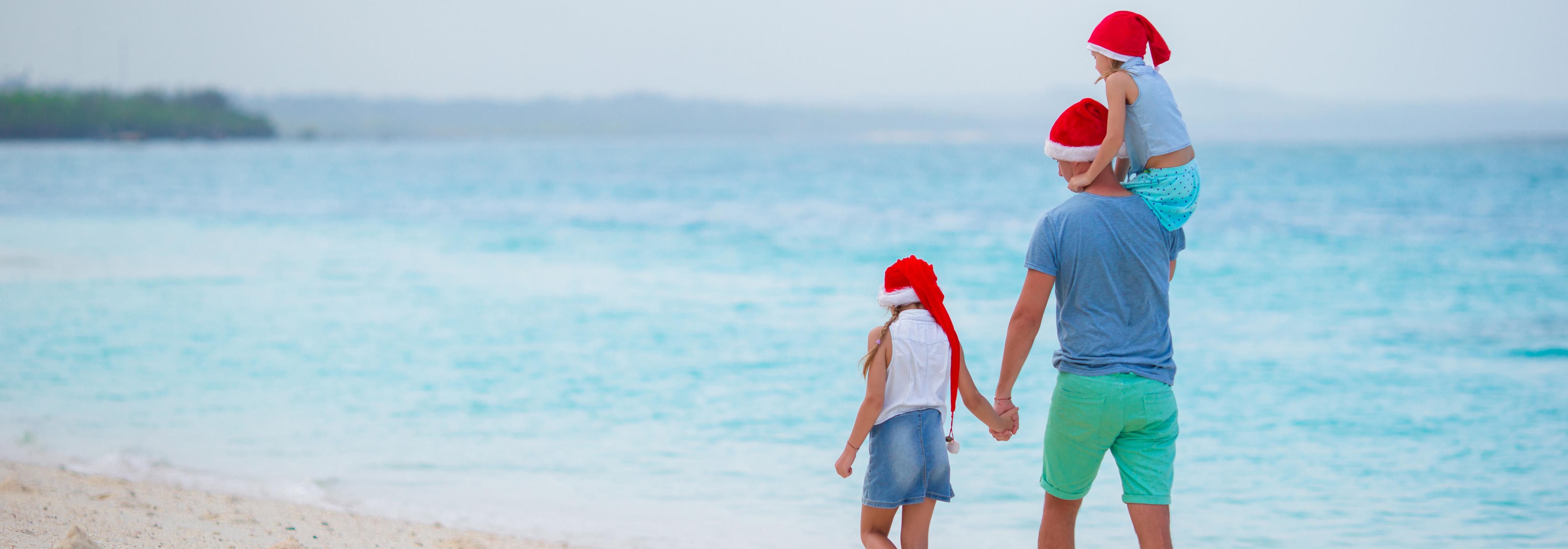 Christmas In Australia Santa.Christmas In Australia Sun Surf And Santa Australia Post