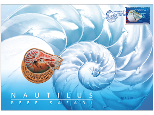 Reef Safari special edition medallion cover product photo
