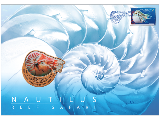 Reef Safari special edition medallion cover product photo Internal 1 DETAILS