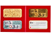 Centenary of WWI: 1918 Gold Minisheet Collection product photo Internal 2 THUMBNAIL