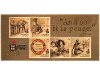 Centenary of WWI: 1918 Gold Minisheet Collection product photo Internal 4 THUMBNAIL