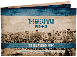 The Great War: 1916 The Western Front collection product photo