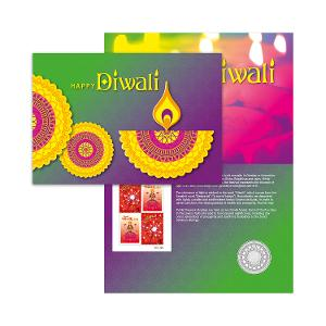Diwali Prestige Stamp and Medallion Set product photo