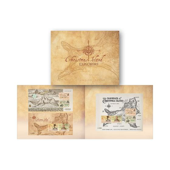 Christmas Island Explorers Limited Edition Pack product photo Internal 1 DETAILS