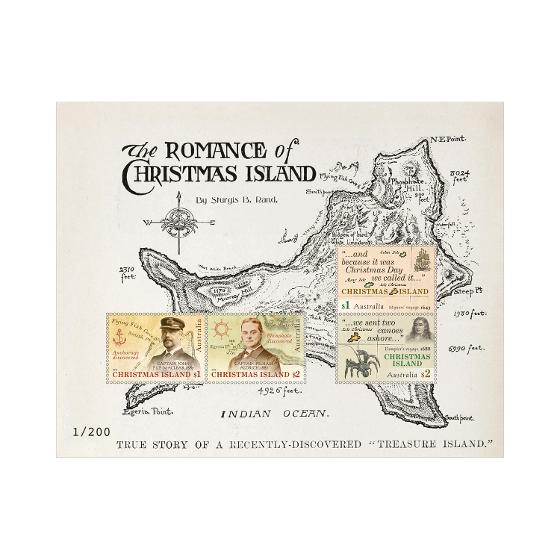 Christmas Island Explorers Limited Edition Pack product photo Internal 3 DETAILS