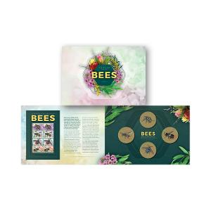 Native Bees Medallion Collection product photo