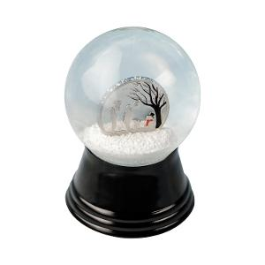 Snow Dome with Silver Proof-like Coin product photo