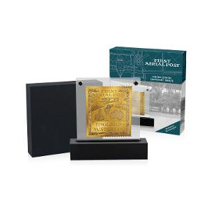 England to Australia First Flight Centenary Gold Tribute product photo