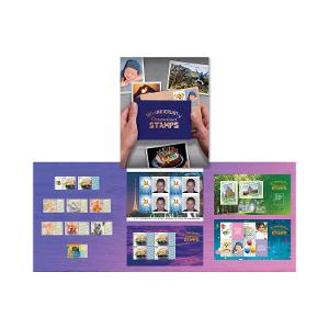 20th Anniversary of Personalised Stamps product photo