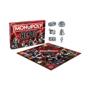 Monopoly AC/DC Edition product photo