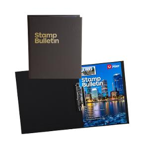 Stamp Bulletin Binder product photo
