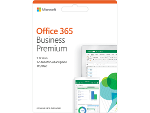 Microsoft Office 365 Business product photo