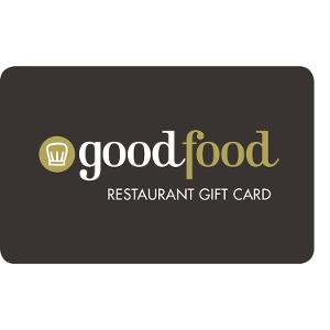 Good Food Gift Card product photo