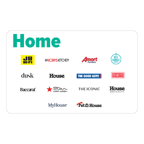 Ultimate Home Gift Card $50 product photo Internal 1 DETAILS