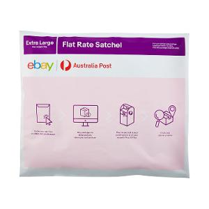 eBay Extra Large Satchel - 10 pack product photo