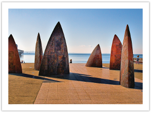Geelong Foreshore - Prepaid Postcard product photo