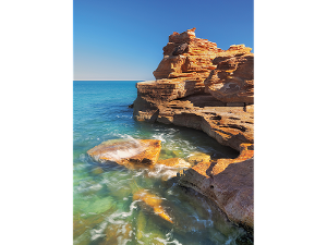 Gantheaume Point, Broome postcard product photo