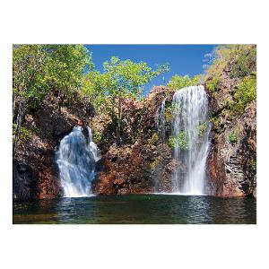 Florence Falls, Litchfield Park postcard product photo