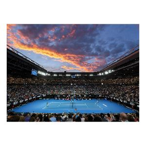 Rod Laver Arena postcard product photo
