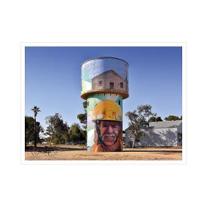 Snowtown, SA postcard product photo