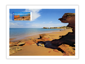 Entrance Beach Broome product photo