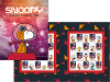 Snoopy Journey to Deep Space stamp pack product photo Internal 1 THUMBNAIL