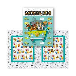 Scooby-Doo 50th Anniversary stamp pack product photo