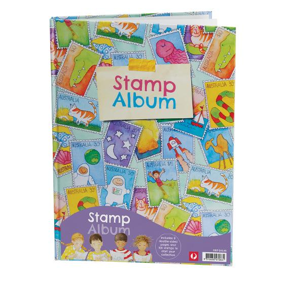 Kids Stamp Album product photo Internal 2 DETAILS