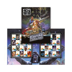 The Empire Strikes Back: 40 Years stamp pack product photo