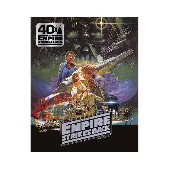 The Empire Strikes Back: 40 Years stamp pack product photo Internal 4 DETAILS