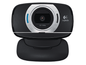 Logitech® C615 HD Webcam product photo