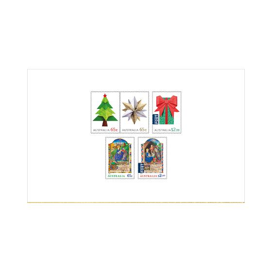 Christmas 2019 stamp pack product photo Internal 2 DETAILS