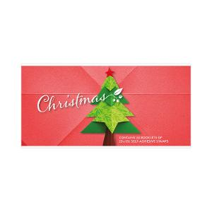 Chequebook of 20 x 20 x 65c Christmas 2019 secular stamps product photo