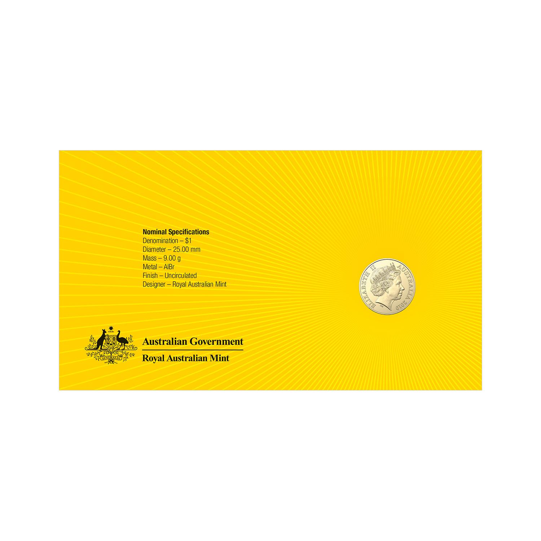 Fair Dinkum Aussie Alphabet Vegemite Postal Numismatic Cover