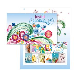 Joyful Occasions stamp pack product photo